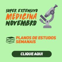 SuperExtensivo Medicina Novembro